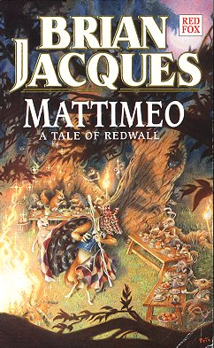 the continuation of the story of redwall mattimeo